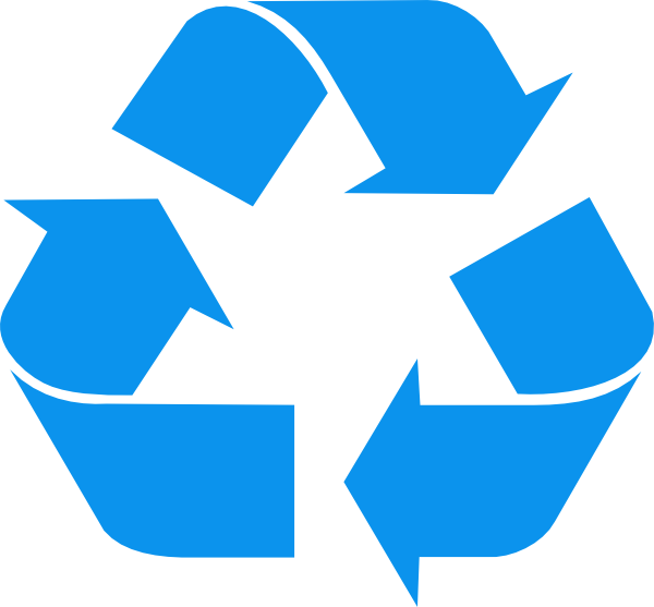 recycle-symbol-blue